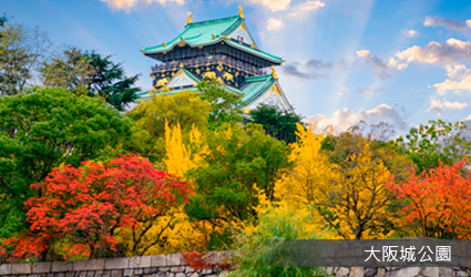 大阪城公園(不上天守閣)