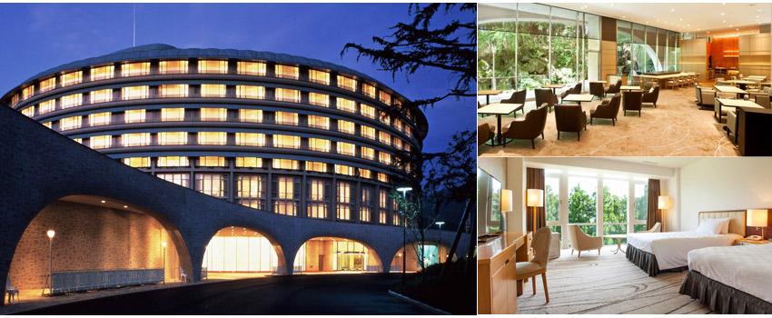 京都格蘭王子大飯店 Grand Prince Hotel Kyoto