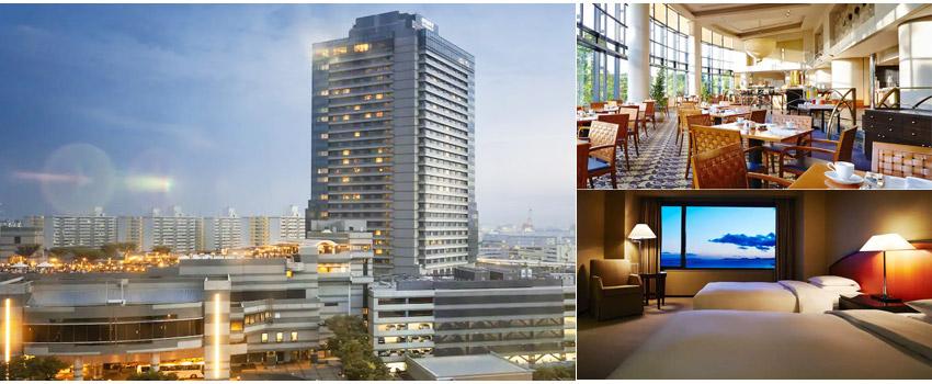 大阪凱悅Hyatt Regency Osaka