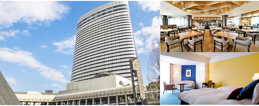 神戶波多比亞飯店 Kobe Portopia Hotel