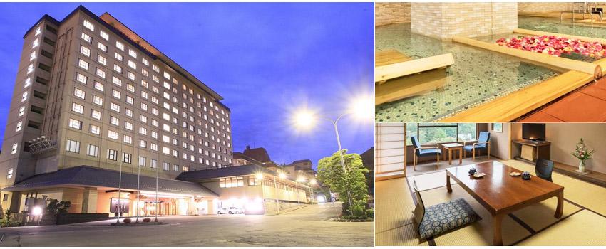 花卷溫泉千秋閣 Hanamaki Onsen Hotel Senshukaku