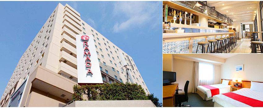 新潟華美達Ramada Hotel Niigata