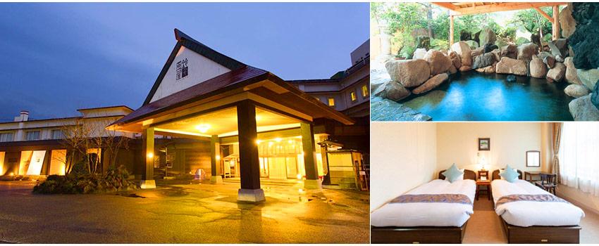 月岡風鈴屋溫泉飯店