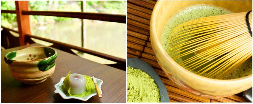 日本抹茶體驗