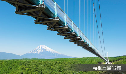 箱根三島吊橋