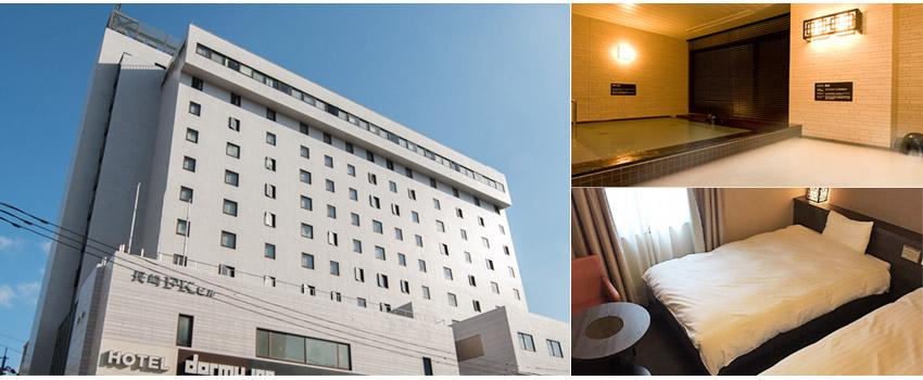 川崎Dormy inn飯店