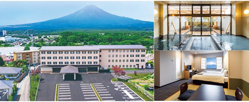 富士河口湖度假酒店
