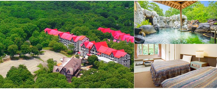 輕井澤綠色廣場酒店Hotel Green Plaza Karuizawa