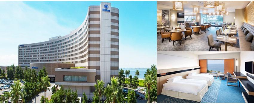 東京灣希爾頓Hilton Tokyo Bay