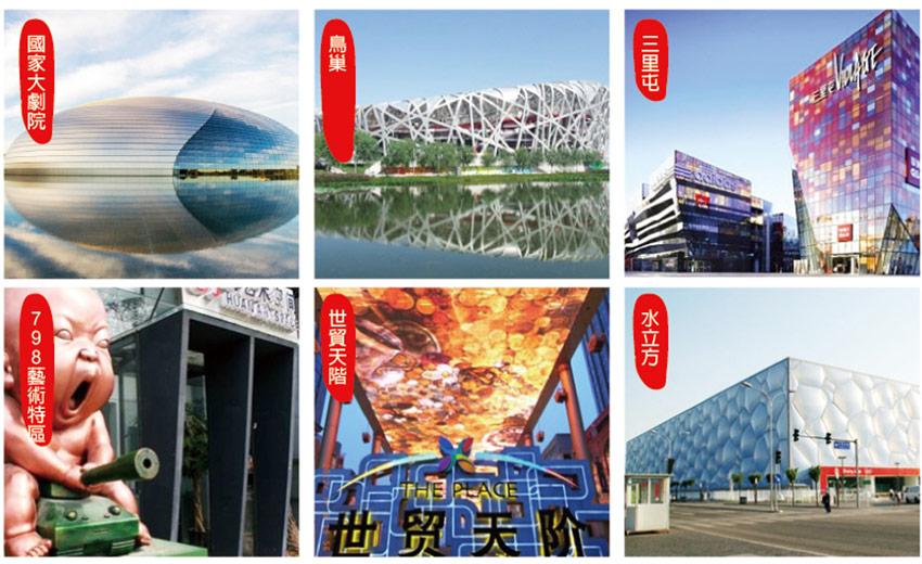 新北京風貌