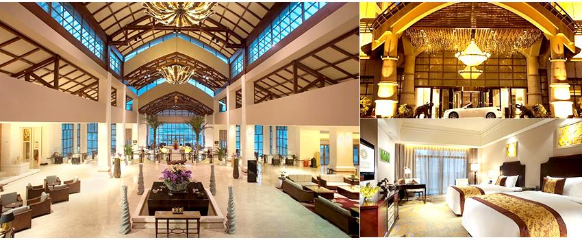 貴陽|保利國際溫泉大酒店