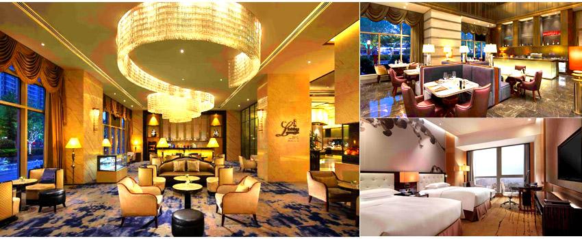 鄭州 國際品牌五★希爾頓酒店