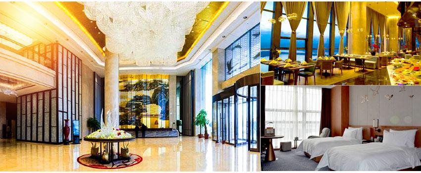 三門峽-準五★天鵝城國際飯店