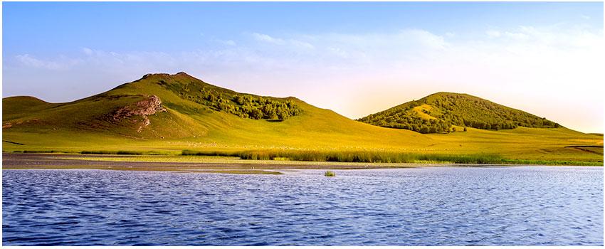 月亮湖草原風景區