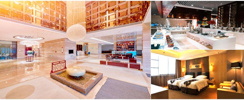 黃山西海飯店-五星樓