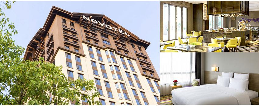 南昌 諾富特大酒店