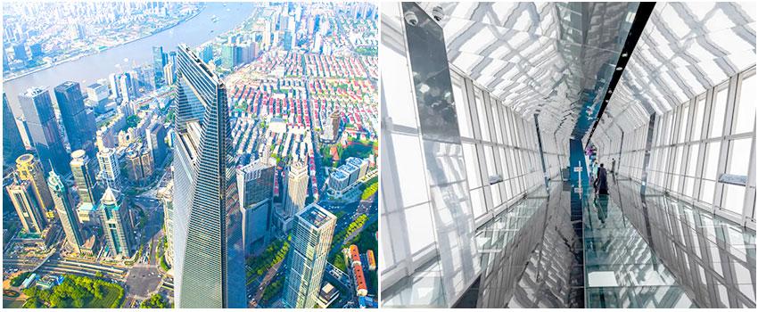 環球金融中心100層