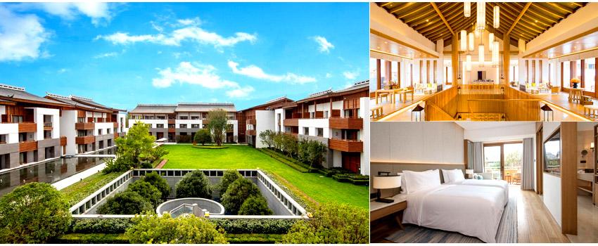 麗江複華麗朗度假村Libre Resorts Lijiang