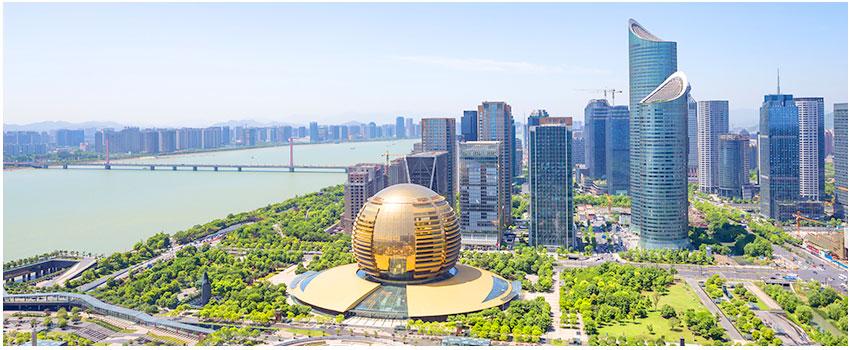杭州 城市陽台