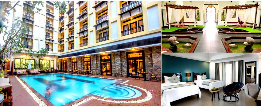 珍寶綠洲飯店