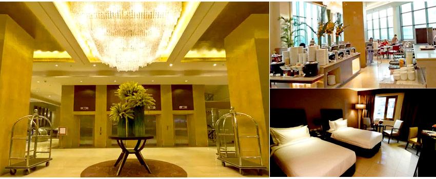 曼達林廣場飯店 Mandarin Plaza Hotel
