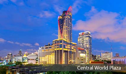 Central World Plaza世貿商圈
