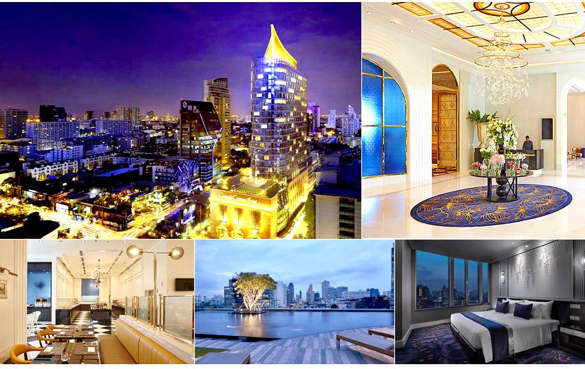 通羅素坤逸中心55超豪華酒店