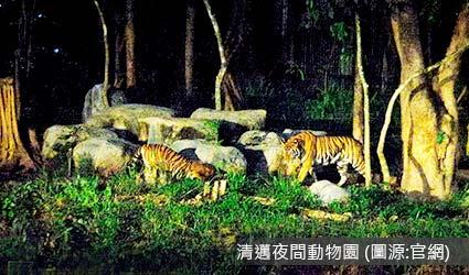 夜間野生動物園