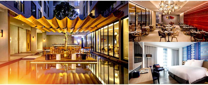 清邁諾富特飯店