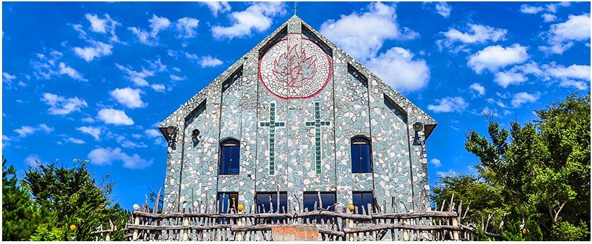 鎮西堡教堂