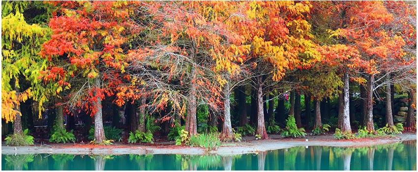 雲山水夢幻湖