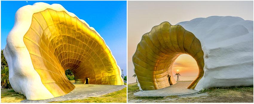 旗津貝殼公園