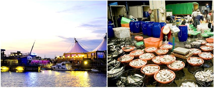 興達觀光漁市場