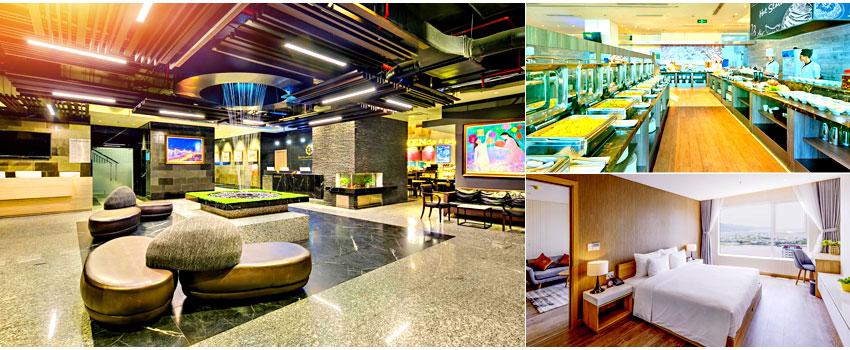 峴港鑽石套房禪室酒店