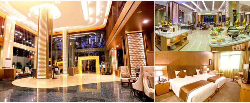 西貢芒青中心酒店