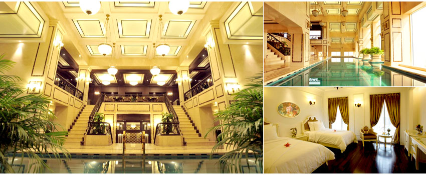 順化埃爾多拉酒店