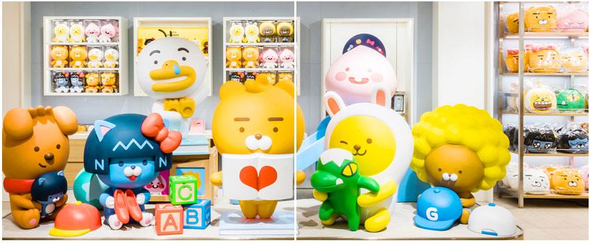 韓國超萌Kakao Friends旗艦店