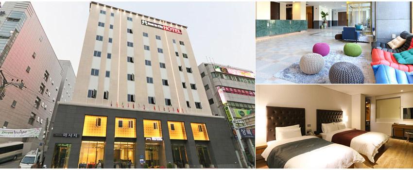 城市之最酒店