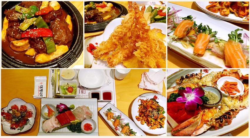 SBS特別推薦AAA等級餐廳長腳蟹前菜