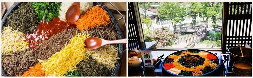 韓國傳統石鍋拌飯體驗館+韓國傳統石鍋拌飯套餐