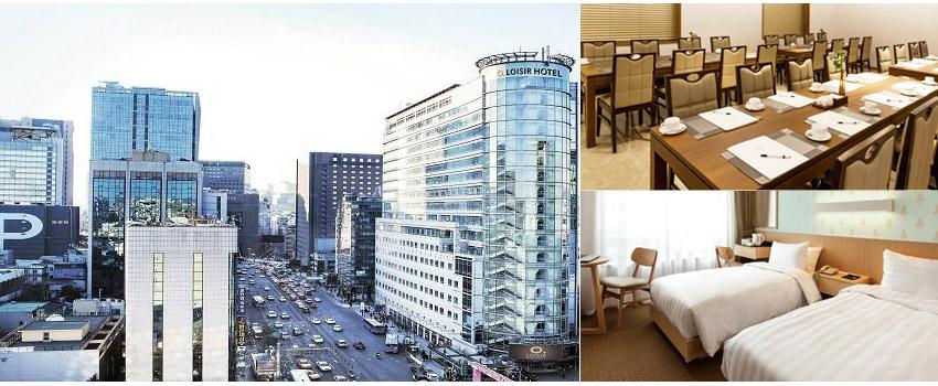 首爾明洞Loisir飯店Loisir Hotel Seoul Myeongdong
