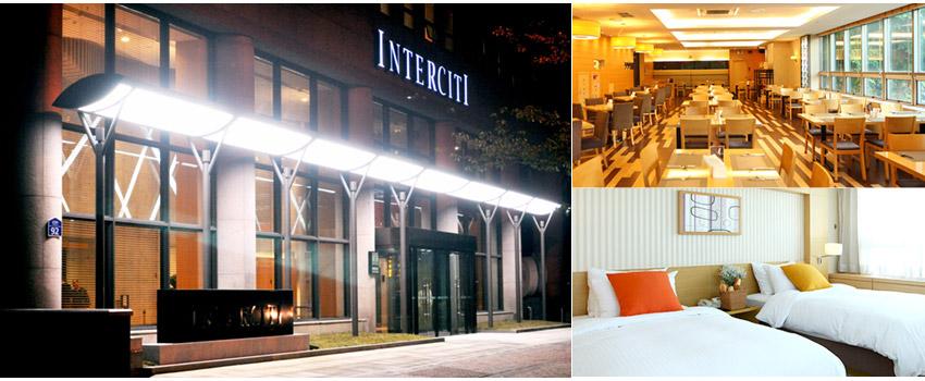 大田INTER CITY HOTEL