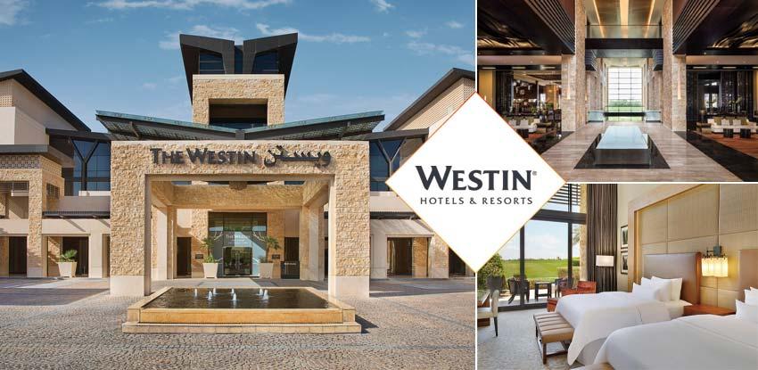 五星威斯汀高爾夫酒店The Westin Abu Dhabi Golf Resort & Spa