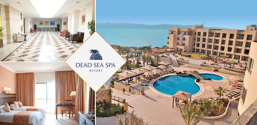 死海渡假飯店-Dead Sea Spa Resort