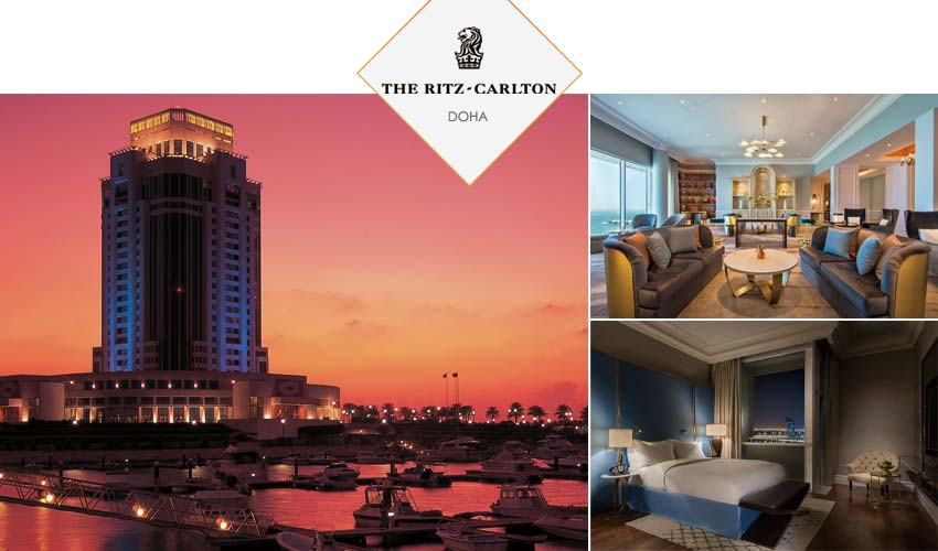 杜哈-五星The Ritz-Carlton, Doha
