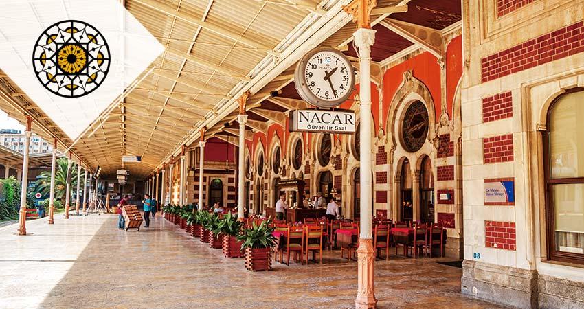 東方快車火車站餐廳-Orient Express Restaurant