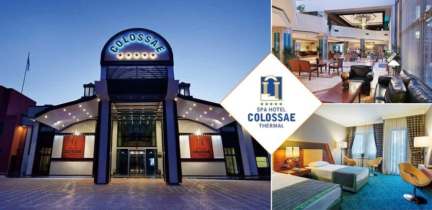 巴慕卡麗-Colossae Hotel