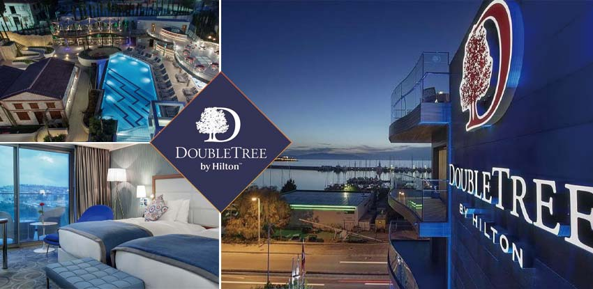庫薩達西-希爾頓逸林酒店 Double Tree By Hilton Hotel Kusadasi
