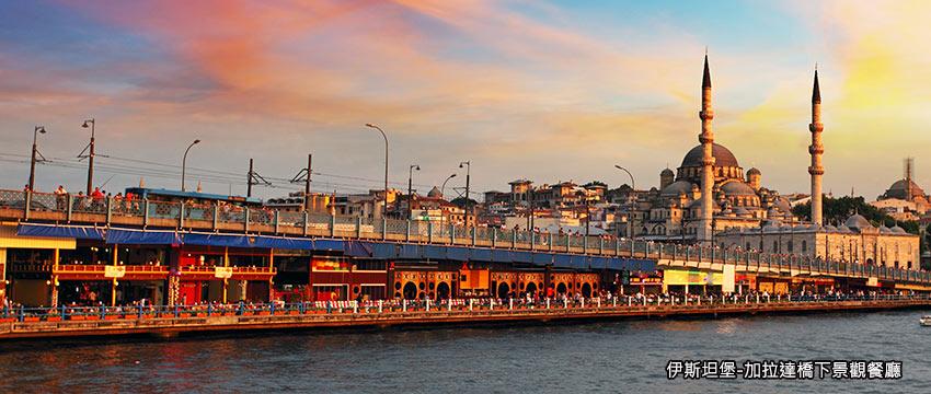 加拉達橋下景觀餐廳