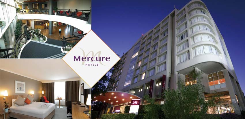 MERCURE  集團連鎖飯店 : MERCURE HOTEL PARRAMATTA